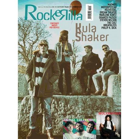 ROCKERILLA 426 Febbraio 2016