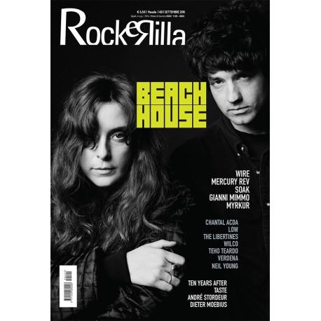 ROCKERILLA 421 Settembre 2015