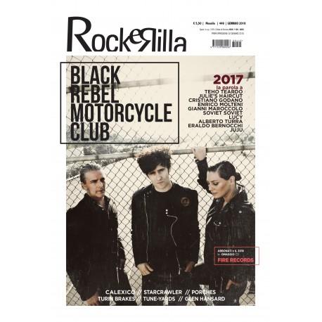 ROCKERILLA 449 Gennaio 2018