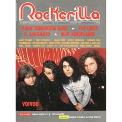 ROCKERILLA 117 Maggio 1990