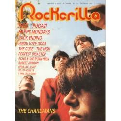 ROCKERILLA 124 Dicembre 1990