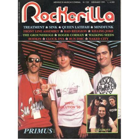 ROCKERILLA 125 Gennaio 1991