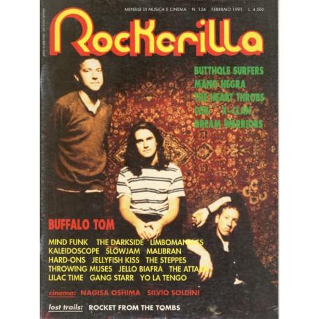 ROCKERILLA 126 Febbraio 1991