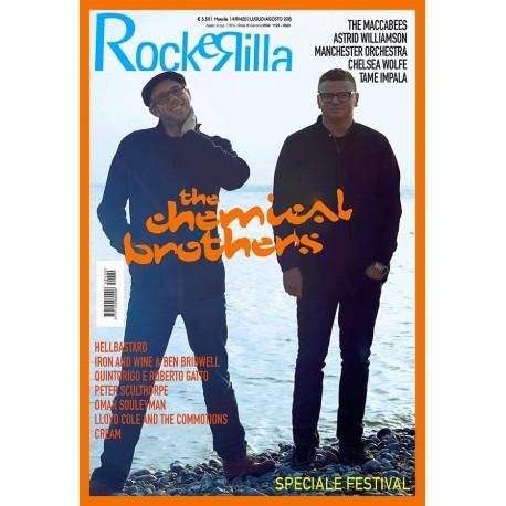 ROCKERILLA 419/420 Luglio/Agosto 2015