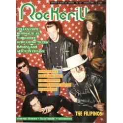 ROCKERILLA 127 Marzo 1991