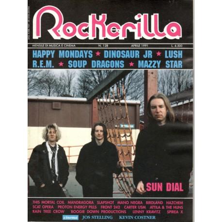 ROCKERILLA 128 Aprile 1991