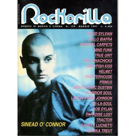 ROCKERILLA 129 Maggio 1991