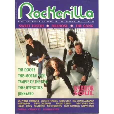 ROCKERILLA 130 Giugno 1991