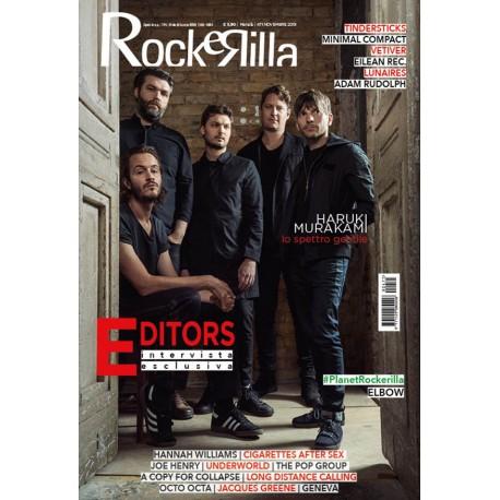 ROCKERILLA 471 Novembre 2019