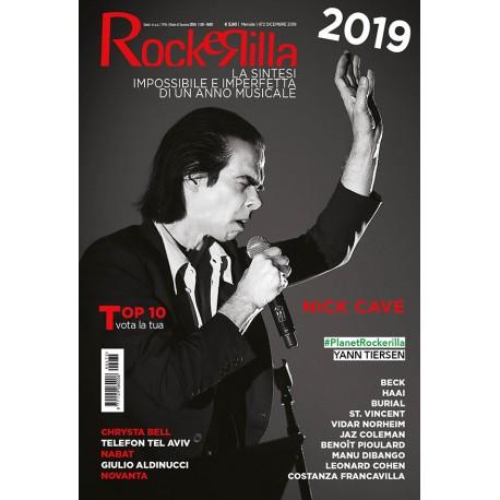 ROCKERILLA 472 Dicembre 2019