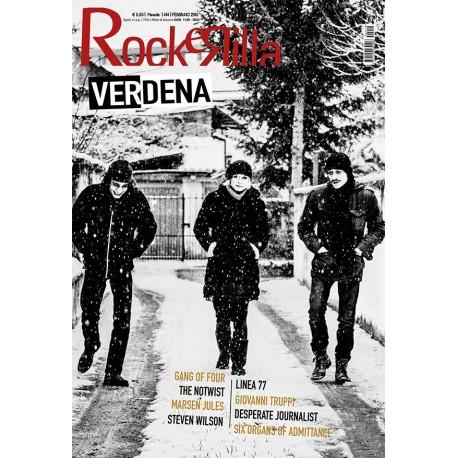ROCKERILLA 414 Febbraio 2015