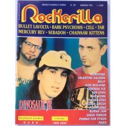 ROCKERILLA 149 Gennaio 1993