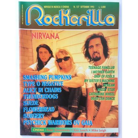 ROCKERILLA 157 Settembre 1993