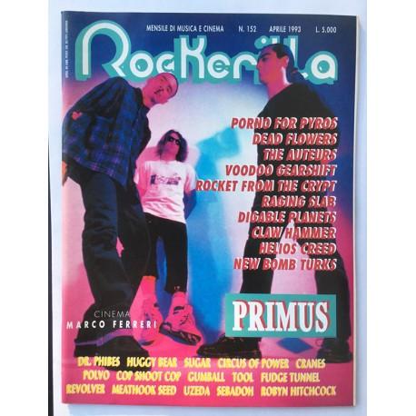 ROCKERILLA 152 Aprile 1993