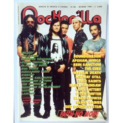 ROCKERILLA 142 Giugno 1992