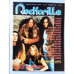 ROCKERILLA 145 Settembre 1992
