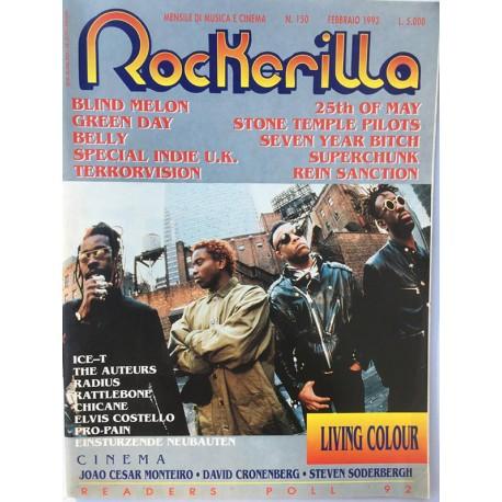 ROCKERILLA 150 Febbraio 1993
