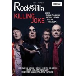 ROCKERILLA 422 Ottobre 2015