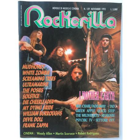 ROCKERILLA 159 Novembre 1993
