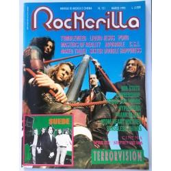 ROCKERILLA 151 Marzo 1993