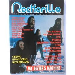 ROCKERILLA 140 Aprile 1992