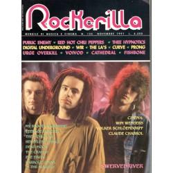 ROCKERILLA 135 Novembre 1991