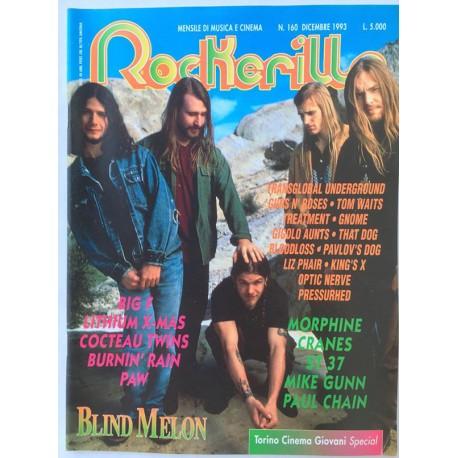 ROCKERILLA 160 Dicembre 1993