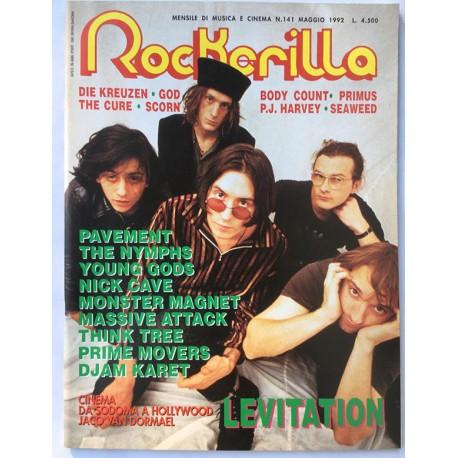ROCKERILLA 141 Maggio 1992