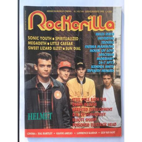 ROCKERILLA 143/144 Luglio/Agosto 1992