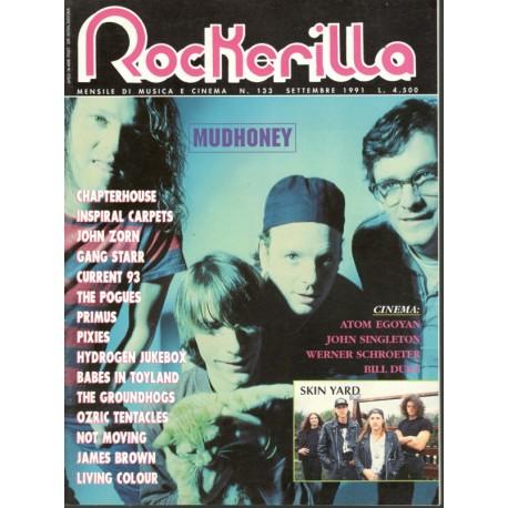 ROCKERILLA 133 Settembre 1991