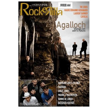 ROCKERILLA 418 Giugno 2015