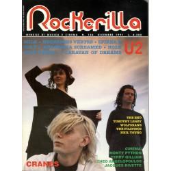ROCKERILLA 136 Dicembre 1991