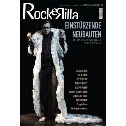 ROCKERILLA 411 Novembre 2014