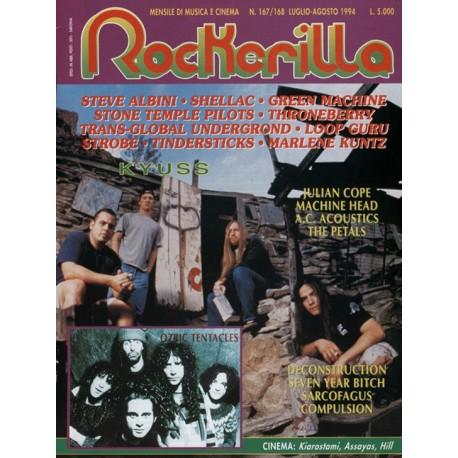 ROCKERILLA 167/168 Luglio/Agosto 1994