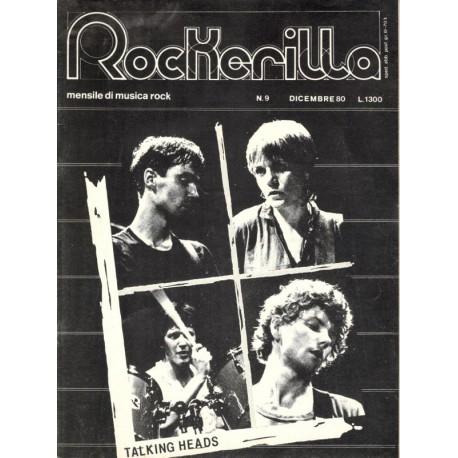 ROCKERILLA 9 Dicembre 1980