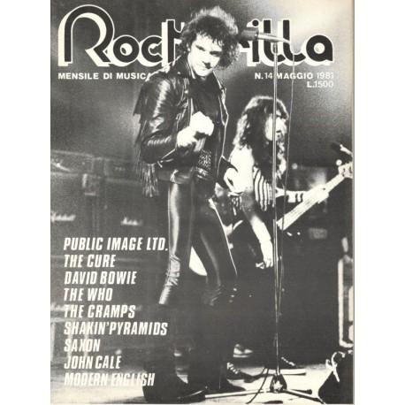 ROCKERILLA 14 Maggio 1981