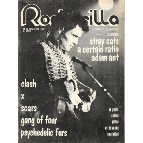 ROCKERILLA 15 Giugno 1981