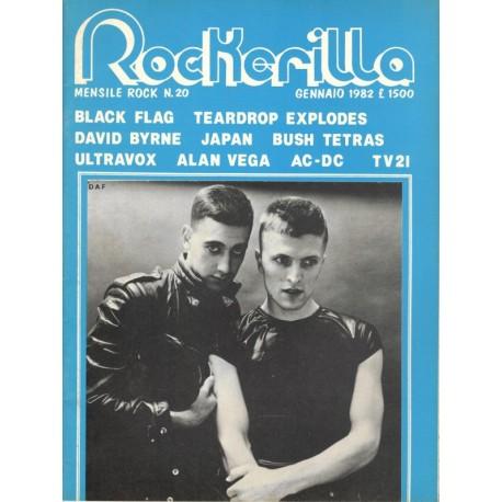 ROCKERILLA 20 Gennaio 1982