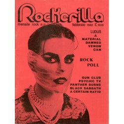 ROCKERILLA 21 Febbraio 1982