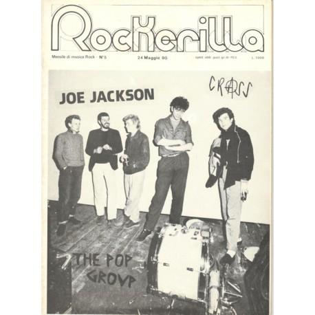 ROCKERILLA 5 Maggio 1980