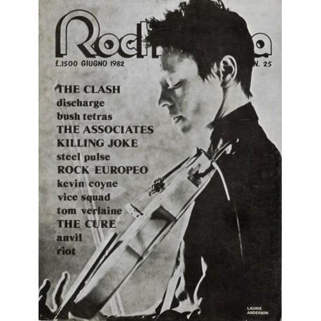ROCKERILLA 25 Giugno 1982