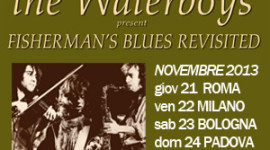 banner rockerilla waterboys